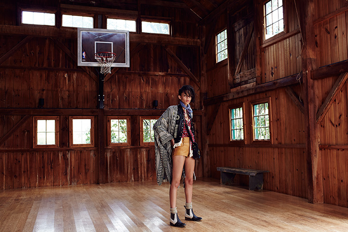 Urban Outfitters Wild West Lookbook