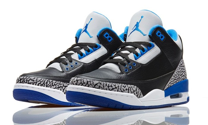 Air Jordan 3 Retro 'Sport Blue