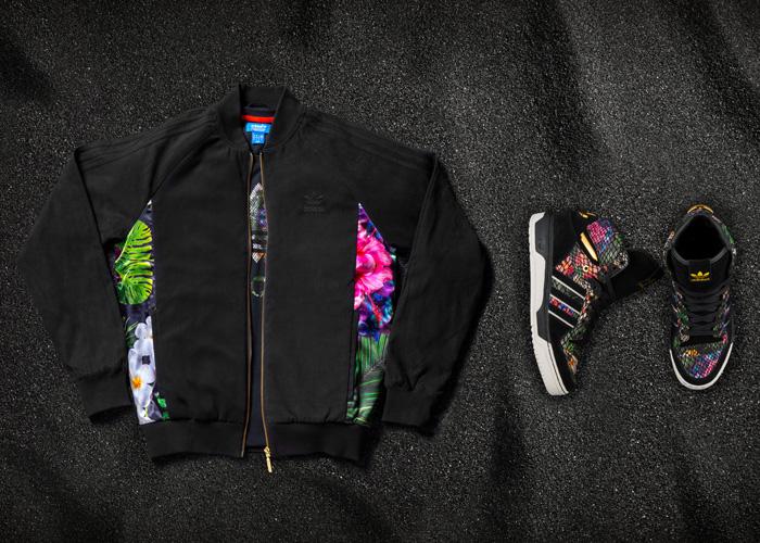 premium selection 1da13 710ae adidas Originals x Big Sean Metro Attitude Apparel Collection