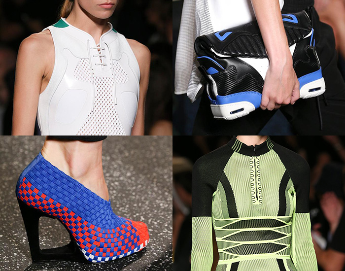 Alexander Wang's Sneaker-Inspired Spring/Summer 2015 Collection
