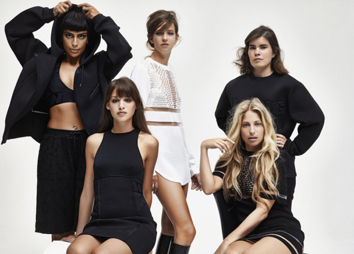 Alexander Wang x H&M | Women's Sneak Peek