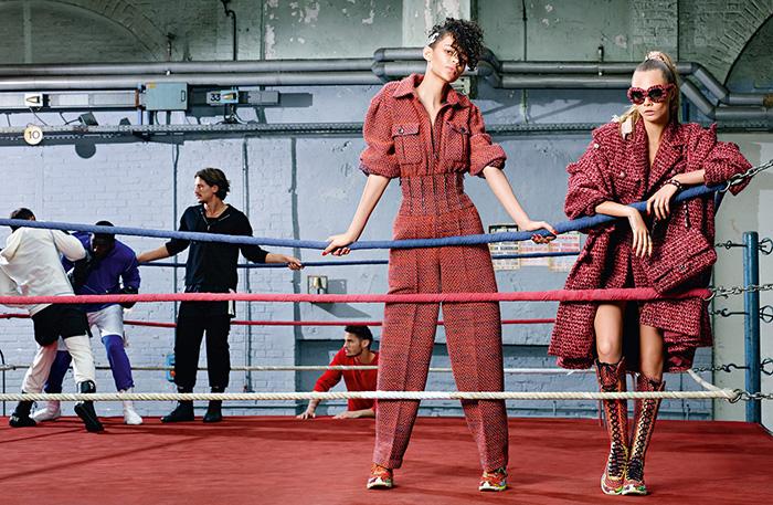 Chanel 'Coco Coach' Fall/Winter 2014 Campaign