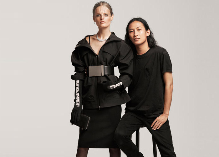 Alexander Wang x H&M Lookbook & Editorial Preview