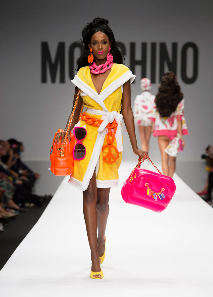 Moschino By Jeremy Scott Spring Summer 2015 Collection