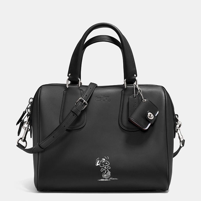 Coach x Peanuts Featuring Snoopy Collection