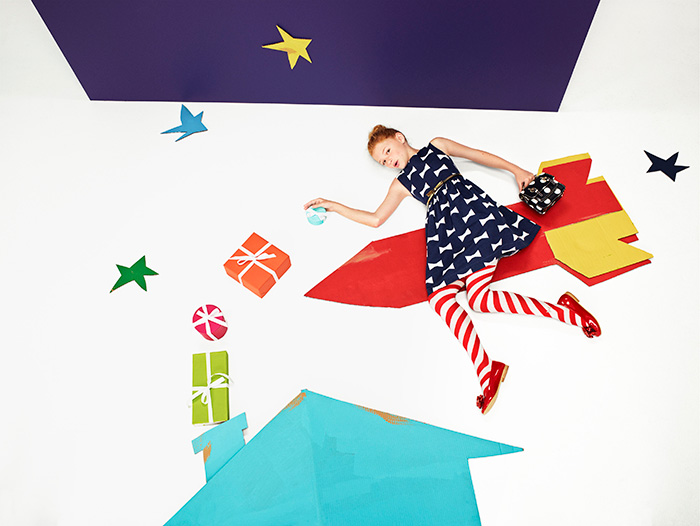 kate spade new york + Jack Spade for GapKids Lookbook