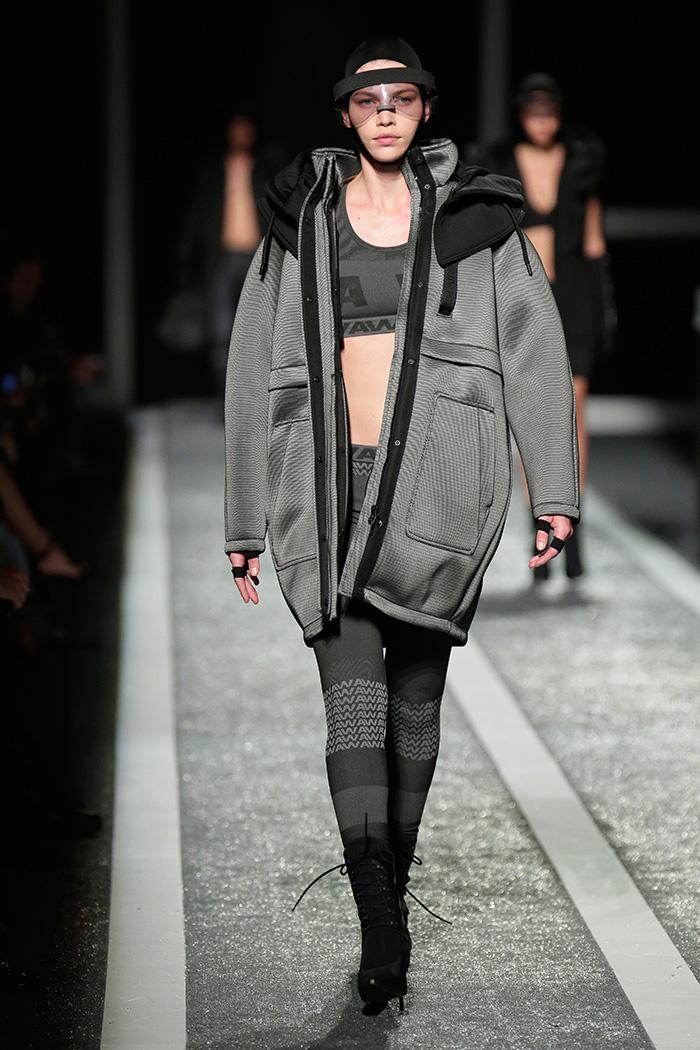 Alexander Wang x H&M NYC Launch Event + Missy Elliot ...