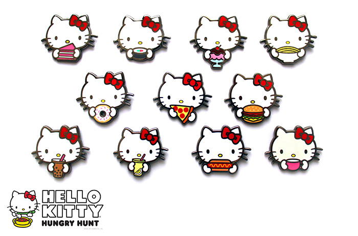 Hello Kitty's Hungry Hunt in Los Angeles