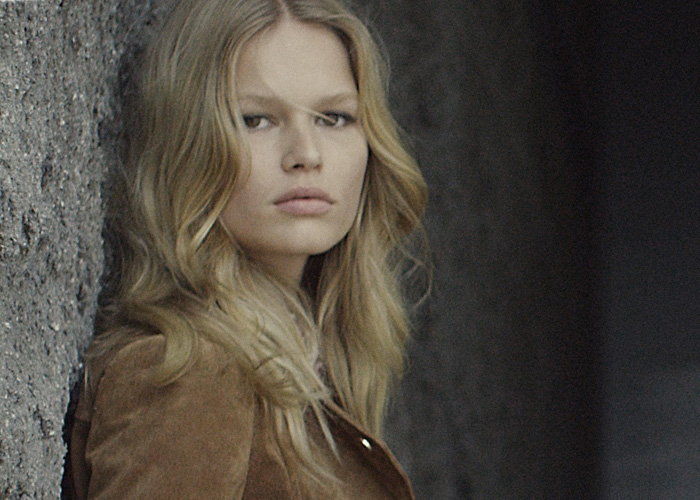 Anna Ewers for Mango Spring/Summer 2015 Campaign