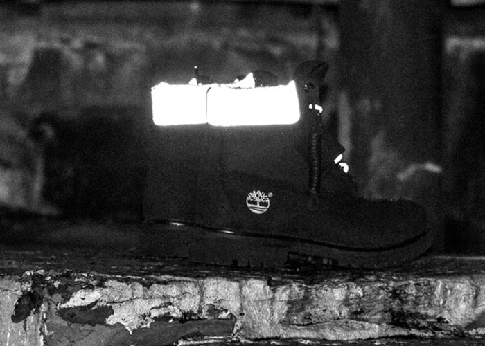 DTLR x Timberland Reflective Boots