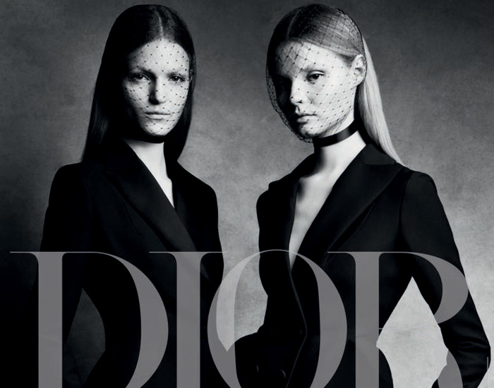 Dior New Couture by Patrick Demarchelier