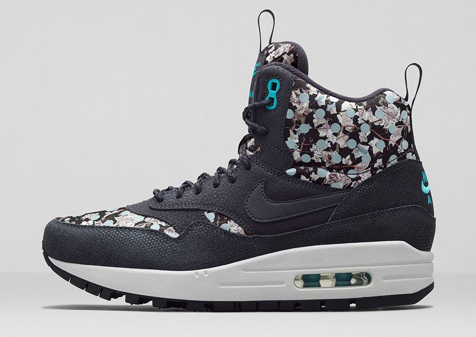 sports shoes 89990 a944d Internationalist Mid Lib QS Nike x Liberty Holiday 2014 Collection .