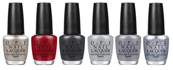 50 Shades of Grey by OPI Collection