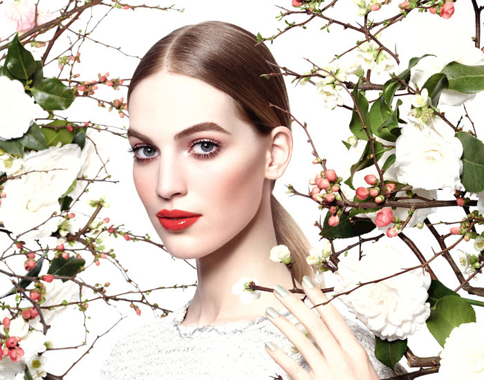 Chanel 'Rêverie Parsinenne' Spring 2015 Makeup Collection