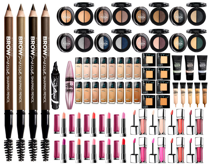 Maybelline January 2015 Product Launches