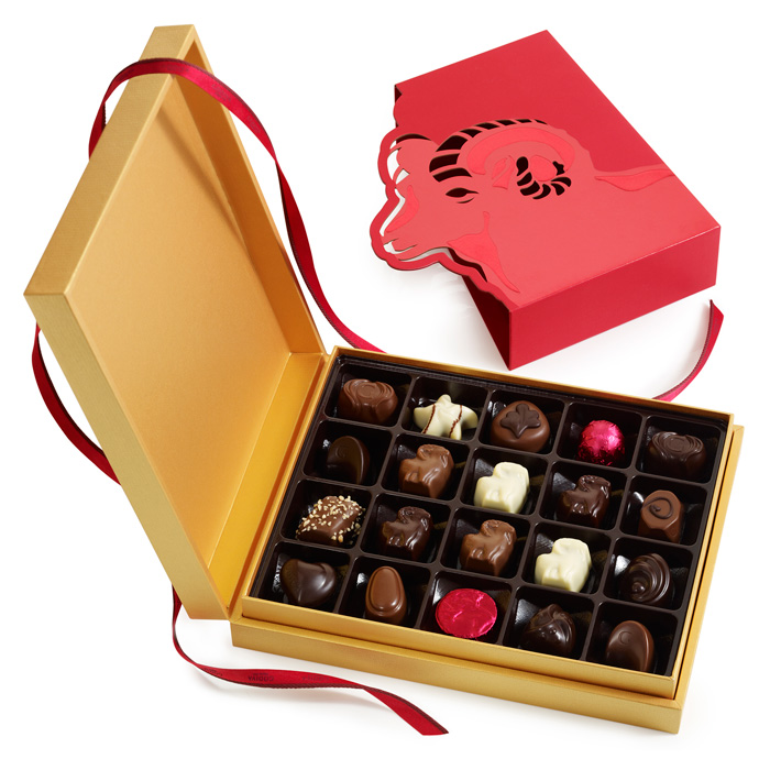Godiva 'Year of the Goat' Lunar New Year Collection