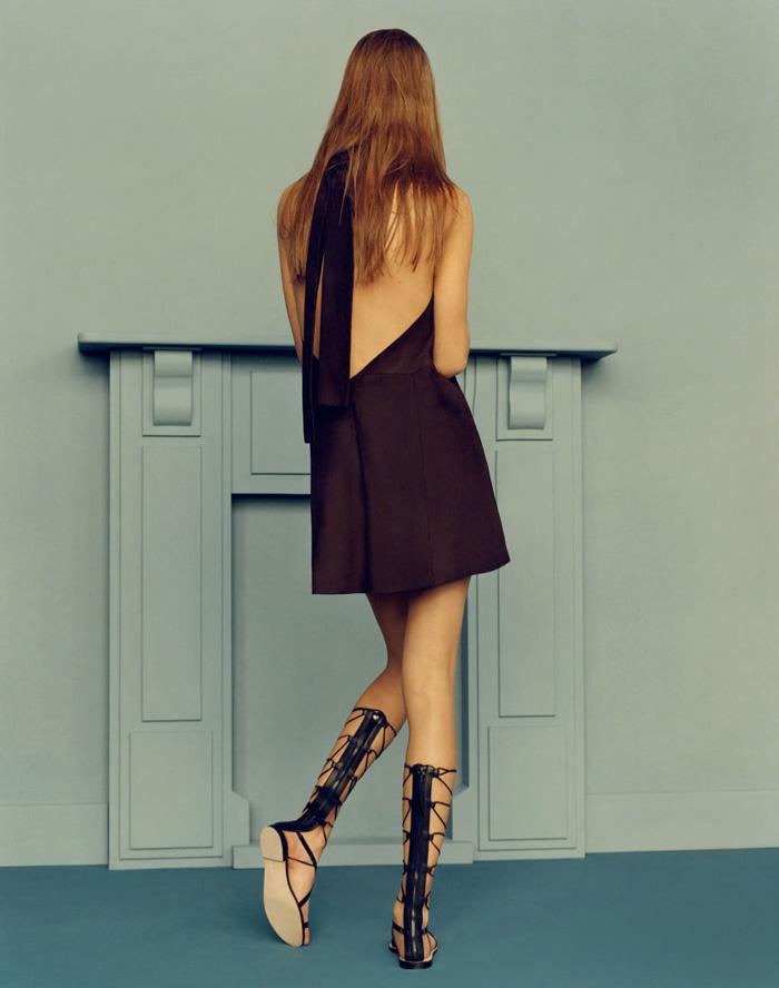 Zara Woman Spring Summer 2015 Campaign Nitrolicious Com