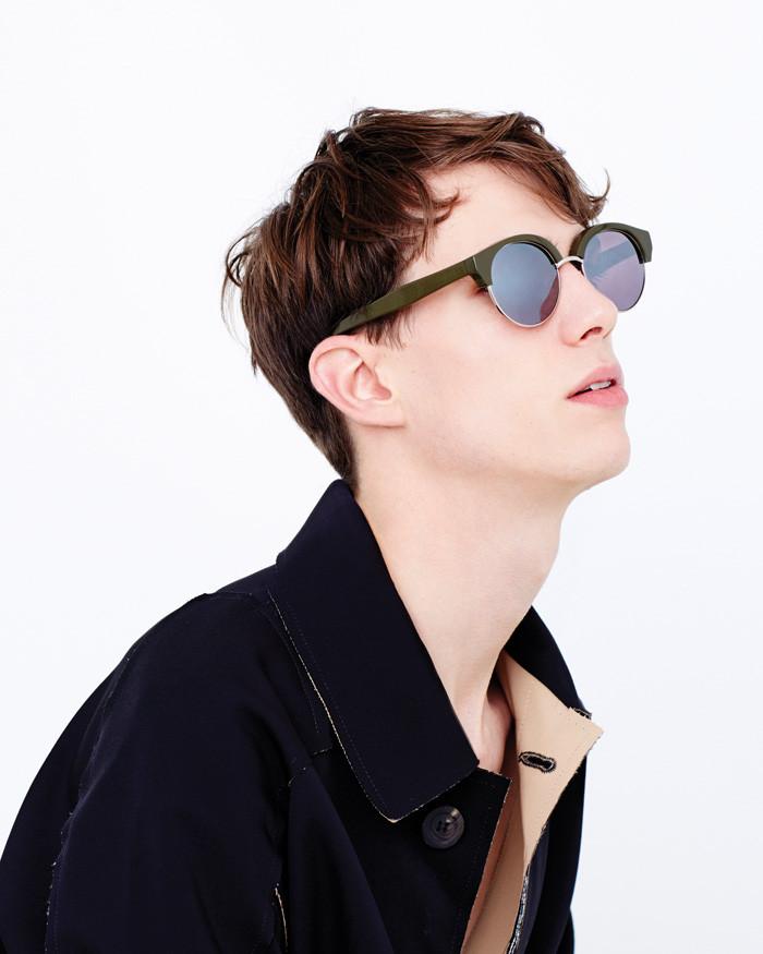Jonathan Saunders Spring/Summer 2015 Eyewear Campaign ...