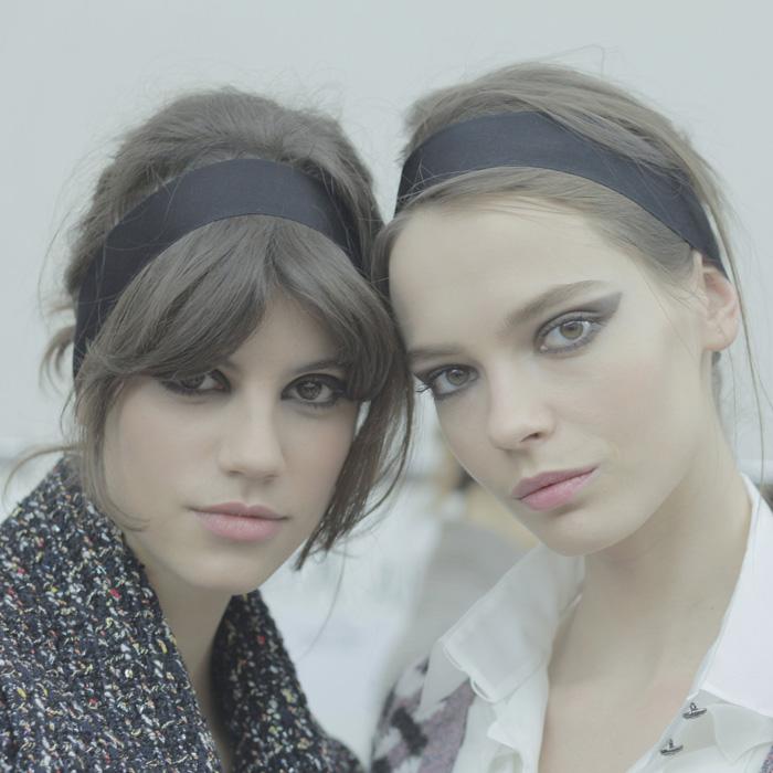 Parisian Glow Skin >> CHANEL Fall/Winter 2015-16 Show Backstage Makeup - nitrolicious.com
