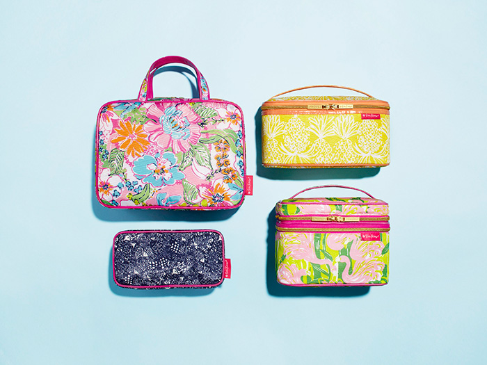Lilly Pulitzer for Target Beauty Lookbook