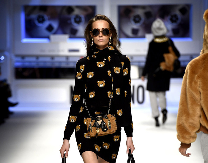 Moschino 'Ready to Bear' Fall/Winter 2015 Collection