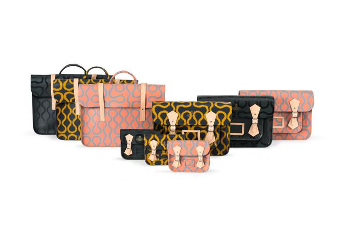 The Cambridge Satchel Company x Vivienne Westwood Collection