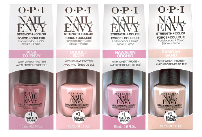 """OPI Nail Envy """"Strength in Color"""" Collection"""