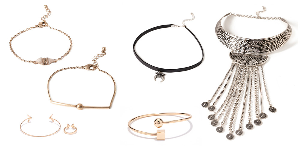 Forever 21 Summer 2015 Jewelry Collection