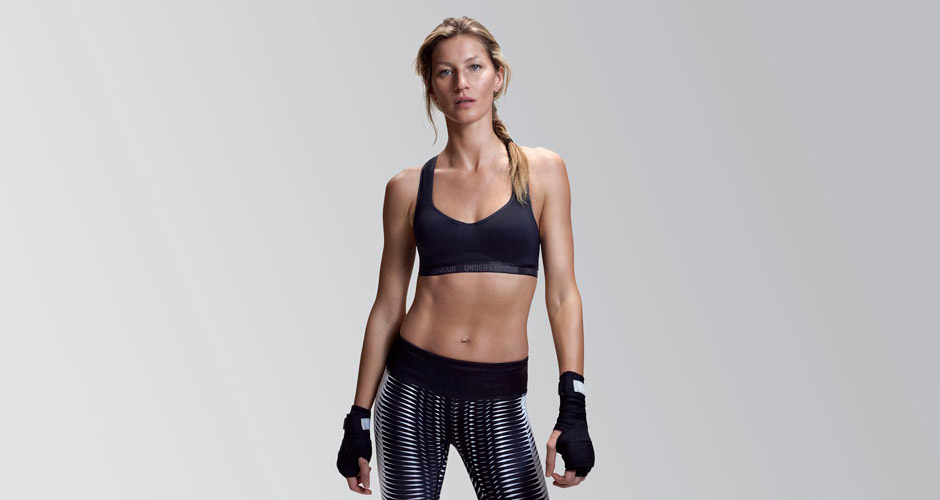 "Under Armour 2015 ""I WILL WHAT I WANT"" Bra Campaign"