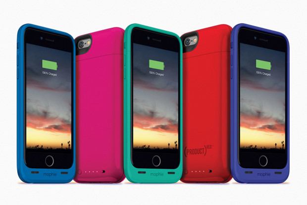 mophie Juice Pack Air Spectrum for iPhone 6