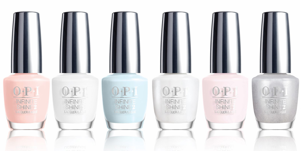 OPI Infinite Shine SoftShades Collection