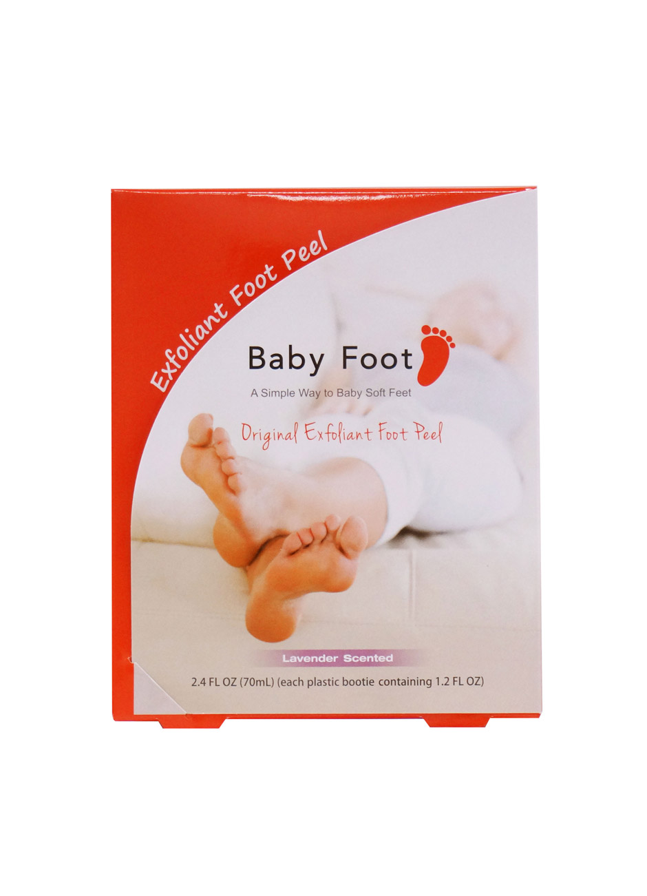 Baby Foot Exfoliant Foot Peel Nitrolicious Com