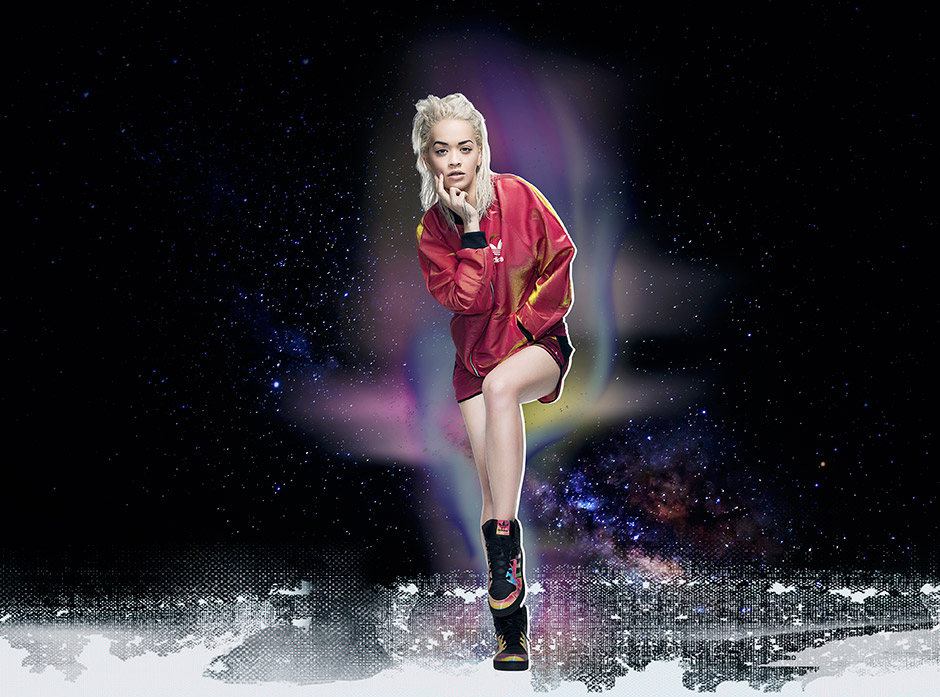 adidas Originals by Rita Ora Fall/Winter 2015 Space Shifter Pack