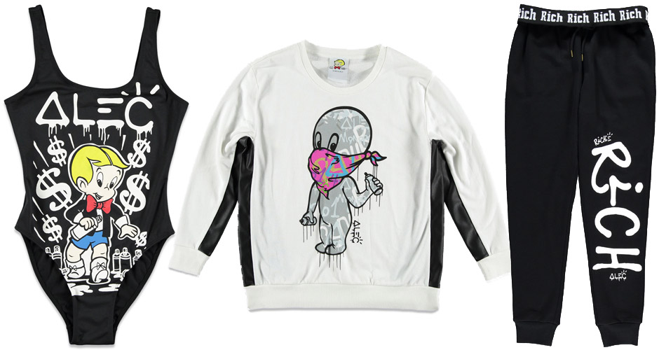 Forever 21 x Alec Monopoly Collection