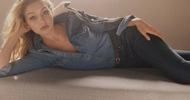 Gigi Hadid for Topshop Autumn/Winter 2015 Lookbook