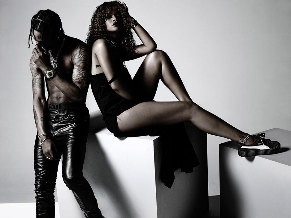 PUMA by Rihanna – The Creeper