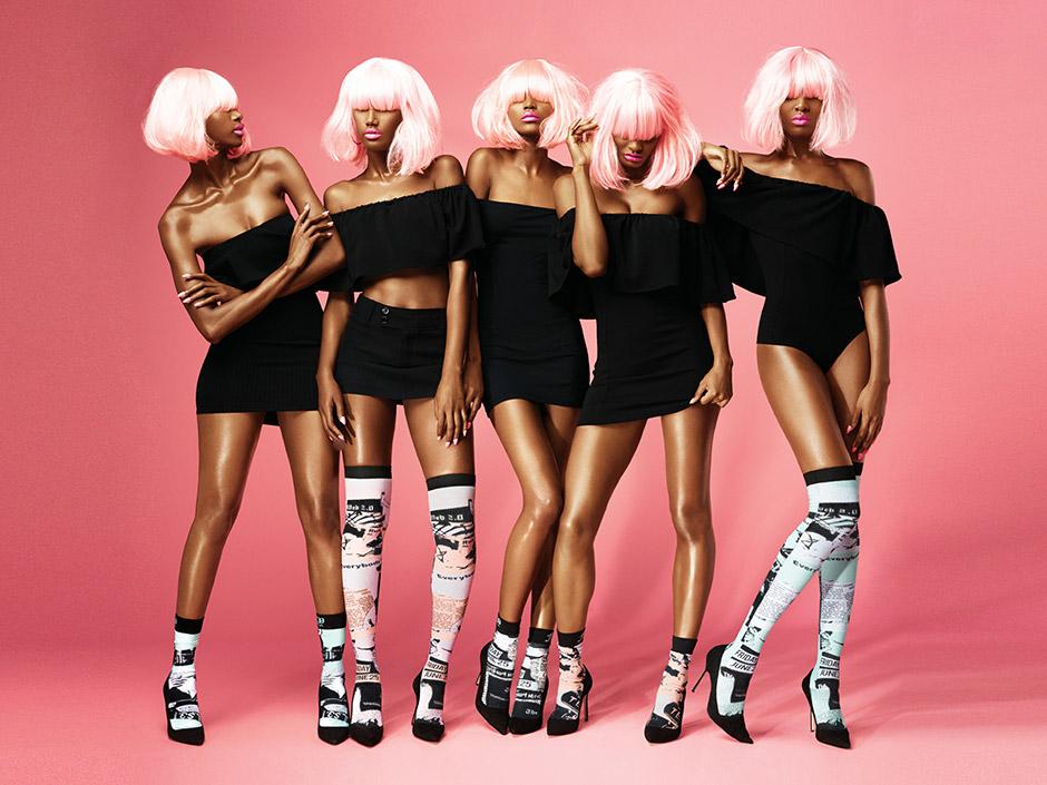 Rihanna x Stance Fall 2015 Campaign