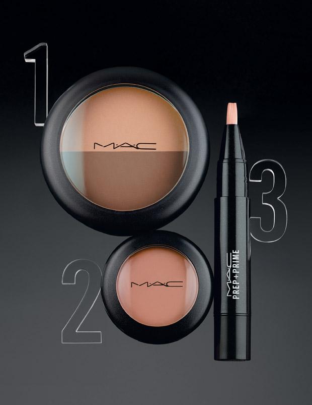 MAC Cosmetics Sculpted Face & MACnificent Me
