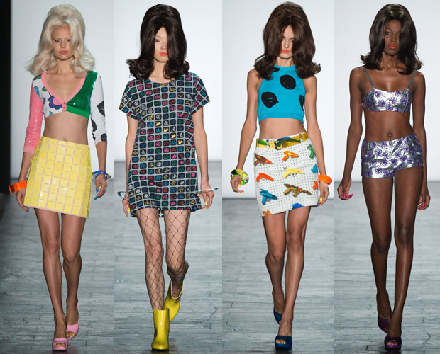 Jeremy Scott + Melissa Spring/Summer 2016 Collection