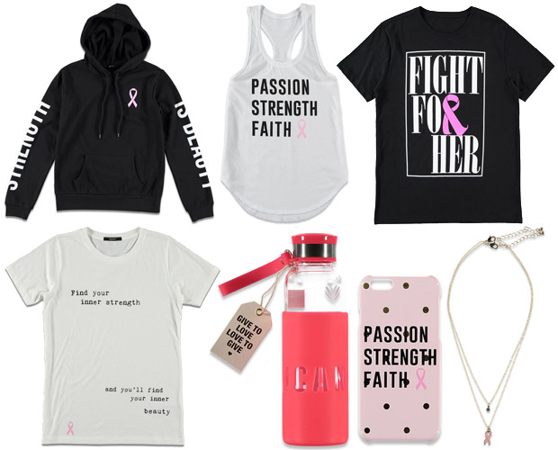 Forever 21 Breast Cancer Awareness Collection