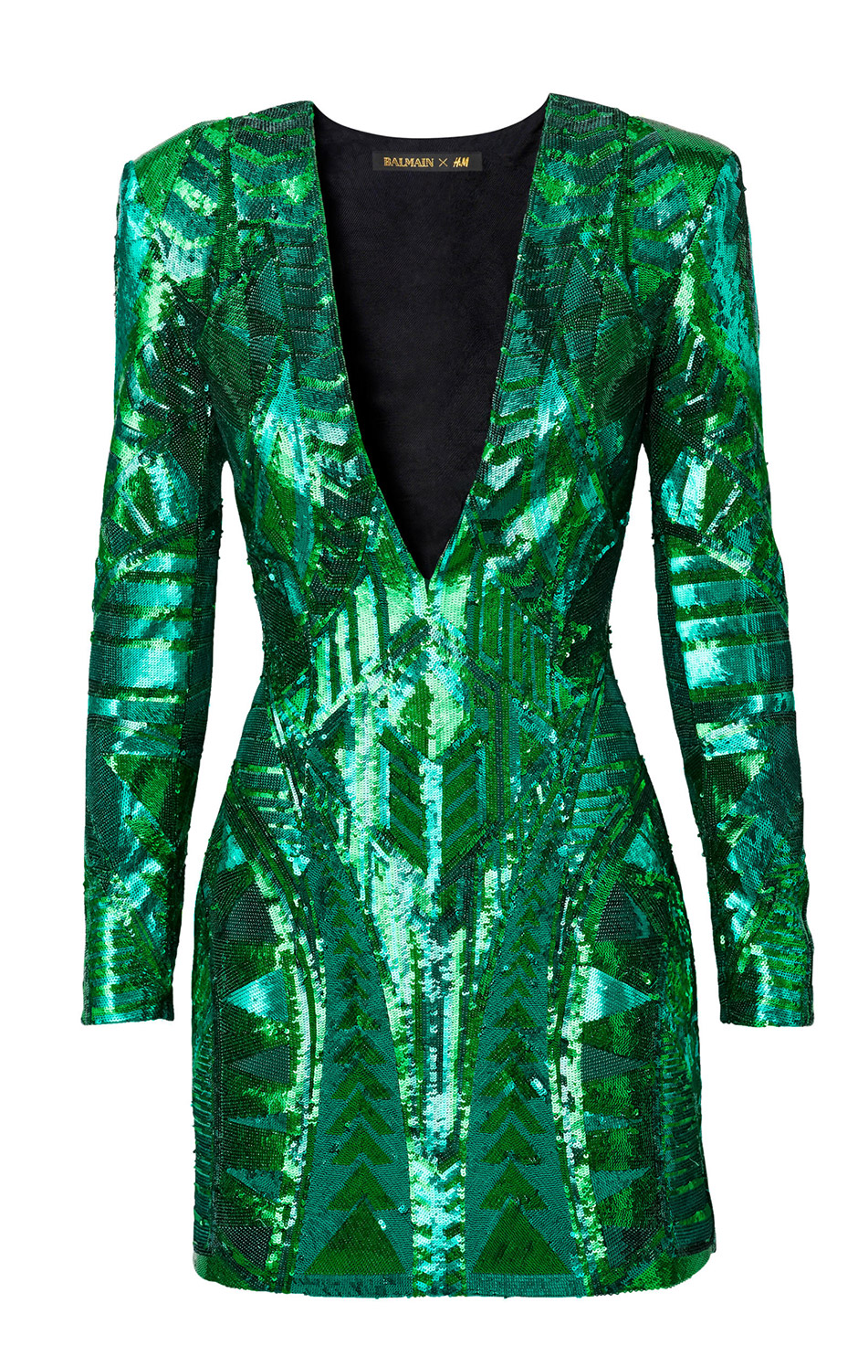 Balmain x h m women 39 s collection prices - Ancienne collection h m ...