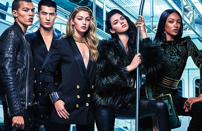 Balmain x H&M US Store Listing | #HMBalmaination