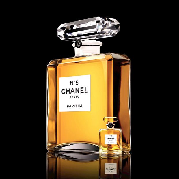 Chanel N°5 Grand Extrait Crystal Fragrance