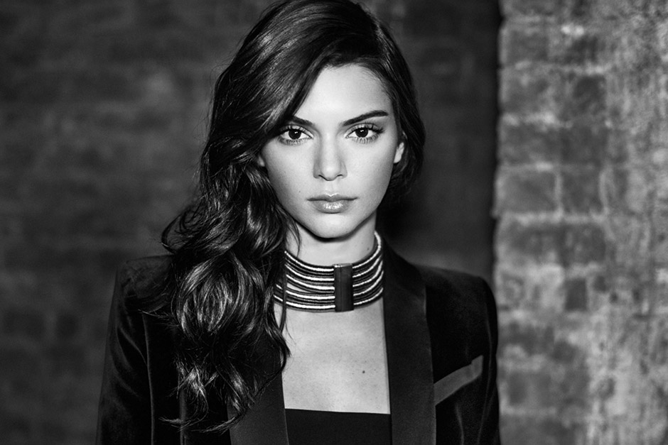 Kendall Jenner for Balmain x H&M Music Video