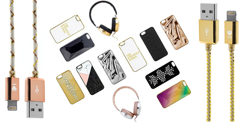 BaubleBar for Target Tech Accessories Collection