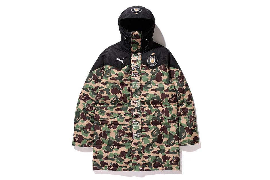 3fc8e73c30bc PUMA x BAPE (A Bathing Ape) Autumn Winter 2015 Collection ...