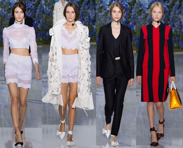 Dior Spring/Summer 2016 Collection