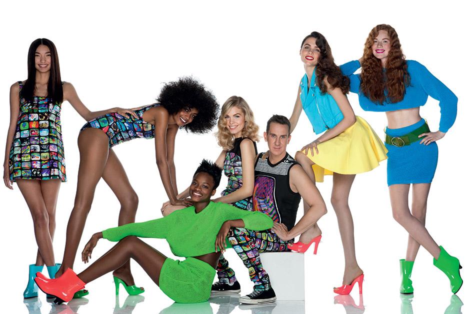 MELISSA + JEREMY SCOTT Spring/Summer 2016 Campaign