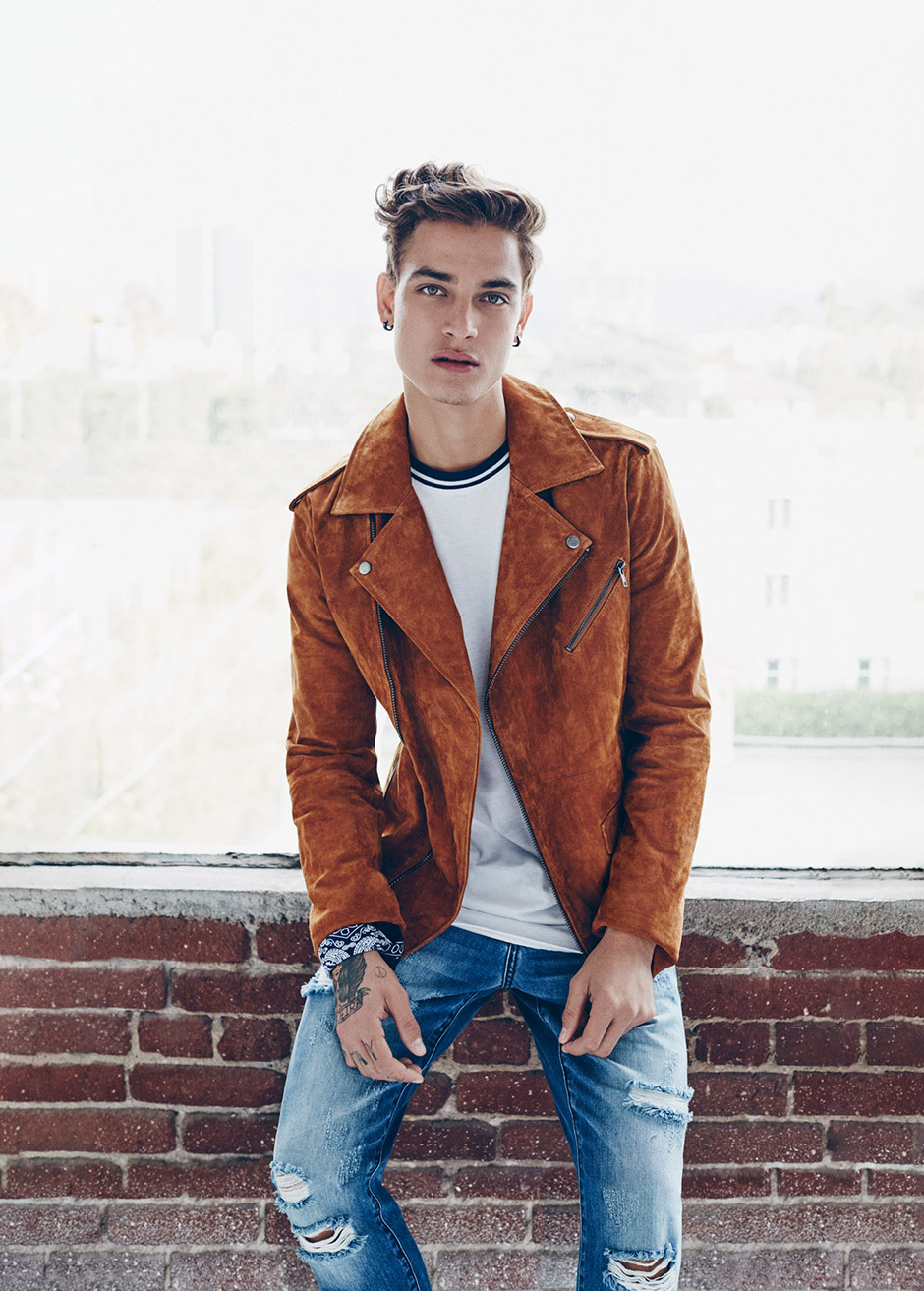 Ripped Jeans Mens