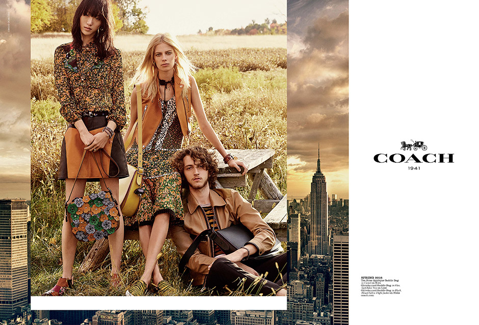 Coach 1941 Spring 2016 Campaign